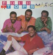 LP - Four Tops - Magic - still sealed
