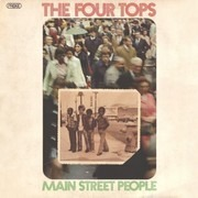 LP - Four Tops - Main Street People