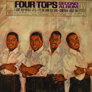 LP - Four Tops - Second Album