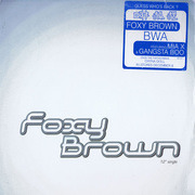 12inch Vinyl Single - Foxy Brown - BWA / Paper Chase