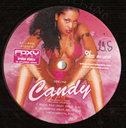 12inch Vinyl Single - Foxy Brown - Candy