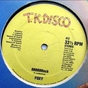 12inch Vinyl Single - Foxy - RRRRRRock / Devil Boogie