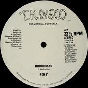 12inch Vinyl Single - Foxy - RRRRRRock / Devil Boogie - Promo