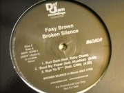 LP - Foxy Brown - Broken Silence - DISC 2 ONLY