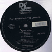 12inch Vinyl Single - Foxy Brown - I Need A Man