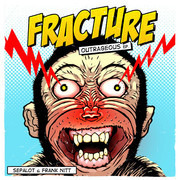12inch Vinyl Single - Fracture - Outrageous EP