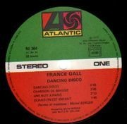 LP - France Gall - Dancing Disco