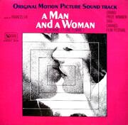 LP - Francis Lai - A Man And A Woman (Original Motion Picture Soundtrack)