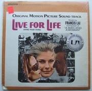LP - Francis Lai - Live For Life (Vivre Pour Vivre) - OST