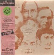 Double LP - Franck, Bizet, Debussy a.o. - Toscanini La Grande Musique Francaise Au Tournant Du Siecle - Still Sealed / Hardcover Box