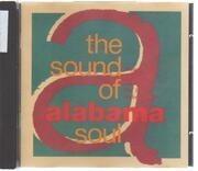 CD - Frank Saunders, Anita Ward, a.o. - The Sound Of Alabama Volume 1