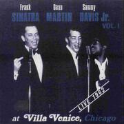 CD - Frank Sinatra , Dean Martin , Sammy Davis Jr. - At Villa Venice, Chicago (Live 1962) Vol. I