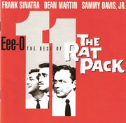 CD - Frank Sinatra , Dean Martin , Sammy Davis Jr. - Eee-O 11: The Best Of The Rat Pack