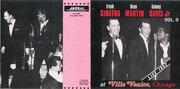 CD - Frank Sinatra , Dean Martin , Sammy Davis Jr. - At Villa Venice, Chicago (Live 1962) Vol. II
