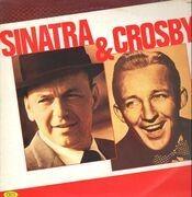 LP - Frank Sinatra & Bing Crosby - Sinatra & Crosby