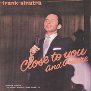 CD - Frank Sinatra - Close To You And More