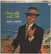 LP - Frank Sinatra - Come Fly With Me - Mono.