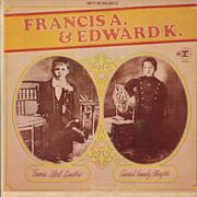 7inch Vinyl Single - Frank Sinatra & Duke Ellington - Francis A. & Edward K. - Original US Jukebox EP