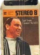8-Track - Frank Sinatra - Greatest Hits, Vol. 2 - White version