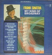LP - Frank Sinatra - My Kind Of Broadway