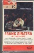 MC - Frank Sinatra - No One Cares - Still Sealed