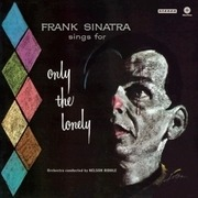 LP - FRANK SINATRA - ONLY THE LONELY - 180g