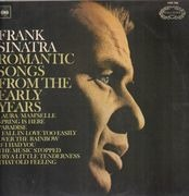 LP - Frank Sinatra - Romantic Songs From The Early Years
