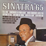 LP - Frank Sinatra - Sinatra '65