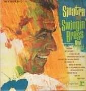 LP - Frank Sinatra - Sinatra And Swingin' Brass - Gatefold