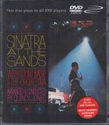 Music DVD - Frank Sinatra - Sinatra At The Sands - Super jewel case
