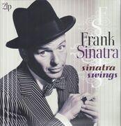 Double LP - Frank Sinatra - Sinatra Swings - BEST OF