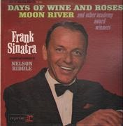 LP - Frank Sinatra - Sings Days of Wine and Roses, Moon River and other Academy Award Winners
