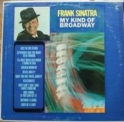 LP - Frank Sinatra - My Kind Of Broadway