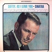 LP - Frank Sinatra - Softly, As I Leave You