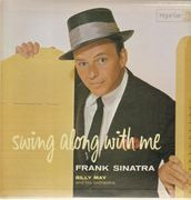 LP - Frank Sinatra - Swing Along With Me