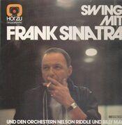 LP - Frank Sinatra - Swing Mit Frank Sinatra