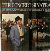 LP - Frank Sinatra - The Concert Sinatra - Gatefold