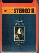 8-Track - Frank Sinatra - The Voice Vol.1