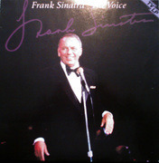 LP - Frank Sinatra - The Voice - Gatefold