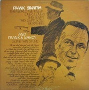 LP - Frank Sinatra - The World We Knew