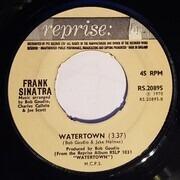 7inch Vinyl Single - Frank Sinatra - Watertown