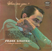LP - Frank Sinatra - Where Are You?