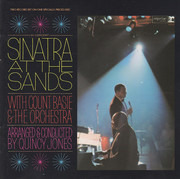 CD - Frank Sinatra With Count Basie Orchestra - Sinatra At The Sands