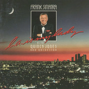 CD - Frank Sinatra With Quincy Jones And His Orchestra - L.A. Is My Lady