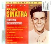 Double CD - Frank Sinatra - All Of Me