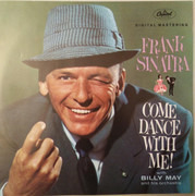 CD - Frank Sinatra - Come Dance With Me!