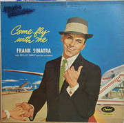 LP - Frank Sinatra - Come Fly With Me - Los Angeles pressing