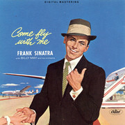 CD - Frank Sinatra - Come Fly With Me