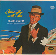 LP - Frank Sinatra - Come Fly With Me