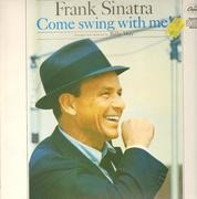 LP - Frank Sinatra - Come Swing With Me! - DMM